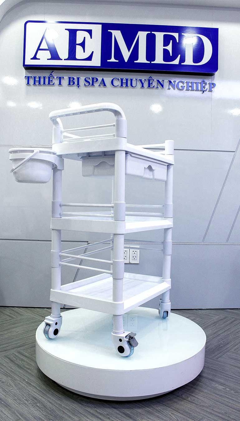 Kệ spa 3 tầng MS-04